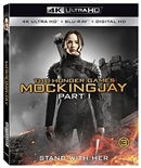 Hunger Games: Mockingjay - Part 1 4K UHD Blu-ray (Rental)