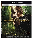 Hunger Games 4K UHD Blu-ray (Rental)
