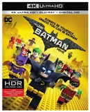 LEGO Batman Movie 4K UHD Blu-ray (Rental)