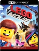 The LEGO Movie 4K UHD Blu-ray (Rental)