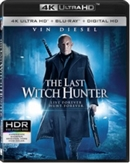 Last Witch Hunter 4K UHD Blu-ray (Rental)