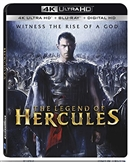 Legend of Hercules 4K UHD Blu-ray (Rental)
