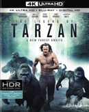 Legend of Tarzan 4K UHD 08/16 Blu-ray (Rental)