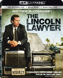 Lincoln Lawyer 4K UHD Blu-ray (Rental)