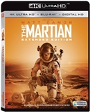 The Martian Extended Edition 4K UHD Blu-ray (Rental)