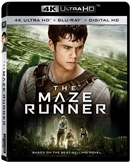 Maze Runner 4K UHD Blu-ray (Rental)