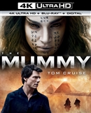 Mummy (Tom Cruise) 4K UHD Blu-ray (Rental)