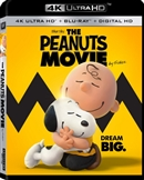 Peanuts Movie 4K UHD Blu-ray (Rental)
