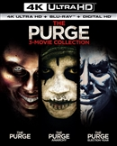 Purge Anarchy 4K UHD Blu-ray (Rental)