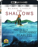 Shallows 4K UHD Blu-ray (Rental)
