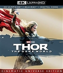 Thor: The Dark World 4K 07/19 Blu-ray (Rental)