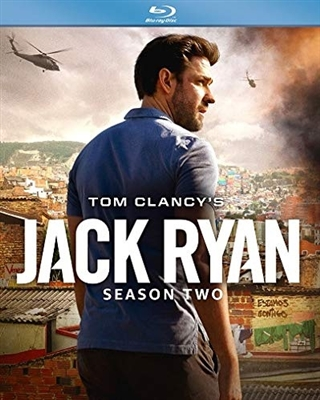 Tom Clancy's Jack Ryan - Season Two Disc 1 Blu-ray (Rental)