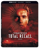 TOTAL RECALL 30TH ANNIVERSARY 4K UHD 11/20 Blu-ray (Rental)