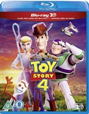 Toy Story 4 3D Blu-ray (Rental)