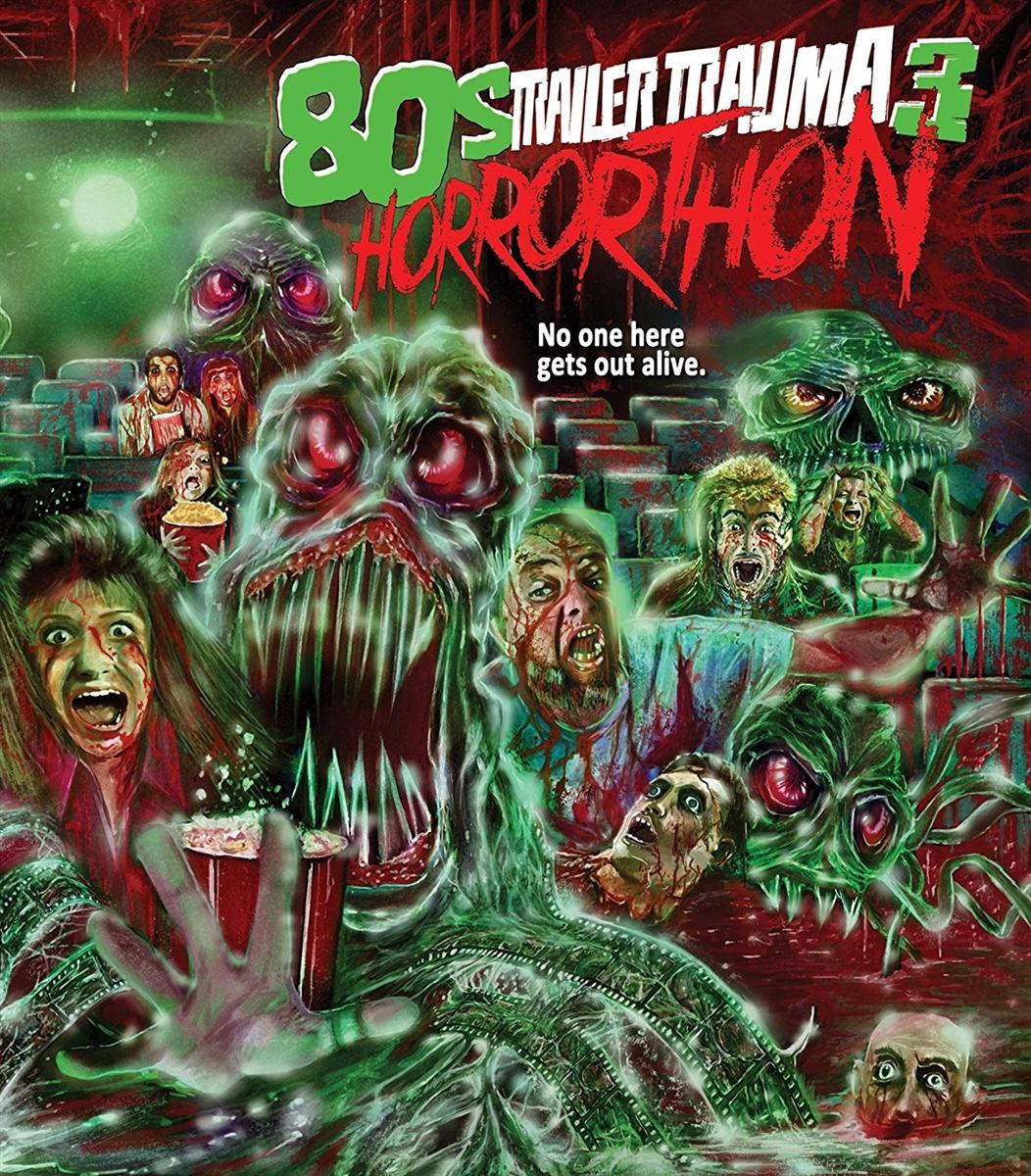 Trailer Trauma 3: 80s Horror-Thon 02/17 Blu-ray (Rental)