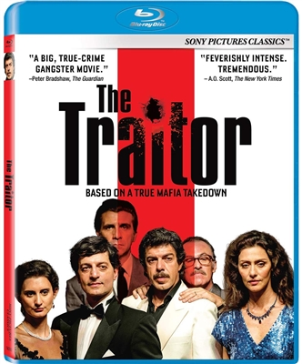 Traitor 04/20 Blu-ray (Rental)