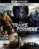Transformers: The Last Knight 4K UHD Blu-ray (Rental)