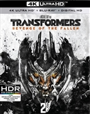 Transformers: Revenge of the Fallen 4K UHD Blu-ray (Rental)