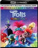 Trolls World Tour 4K UHD 05/20 Blu-ray (Rental)