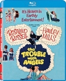 Trouble with Angels 06/19 Blu-ray (Rental)