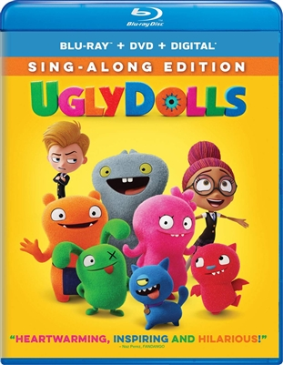 UglyDolls 07/19 Blu-ray (Rental)