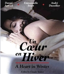(Releases 2019/09/24) Un Coeur en Hiver A Heart in Winter 08/19 Blu-ray (Rental)