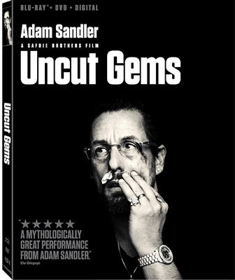 Uncut Gems 01/20 Blu-ray (Rental)