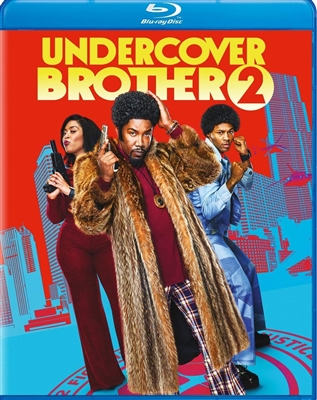 Undercover Brother 2 Blu-ray (Rental)