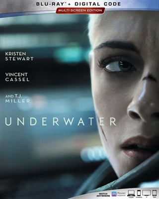 Underwater 04/20 Blu-ray (Rental)