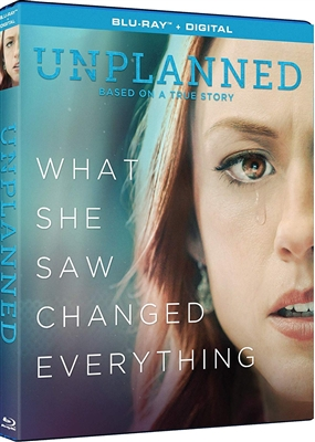 Unplanned 07/19 Blu-ray (Rental)