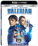 Valerian and the City of a Thousand Planets 4K UHD Blu-ray (Rental)