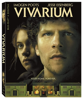 Vivarium 04/20 Blu-ray (Rental)