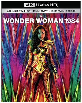 (Releases 2021/03/30) Wonder Woman 1984 4K UHD Blu-ray (Rental)