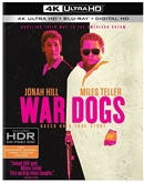 War Dogs 4K UHD Blu-ray (Rental)