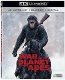 War for the Planet of the Apes 4K UHD Blu-ray (Rental)