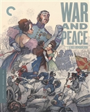War and Peace The Criterion Collection Disc 1 05/19 Blu-ray (Rental)