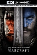 Warcraft 4K UHD Blu-ray (Rental)