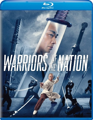 Warriors Of The Nation 01/20 Blu-ray (Rental)
