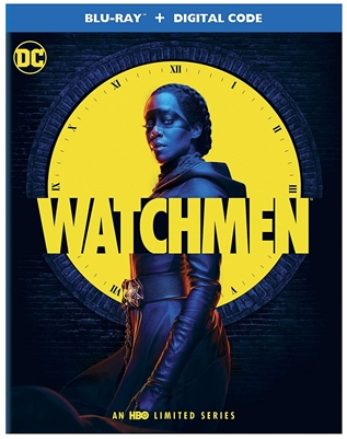 Watchmen: An HBO Limited Series Disc 1 Blu-ray (Rental)
