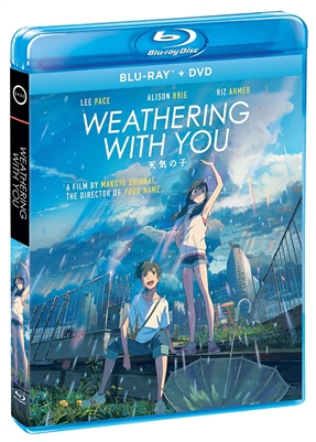 Weathering With You 09/20 Blu-ray (Rental)