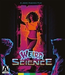 (Releases 2019/07/23) Weird Science Special Edition 05/19 Blu-ray (Rental)