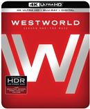 Westworld Season 1 Disc 3 4K UHD Blu-ray (Rental)