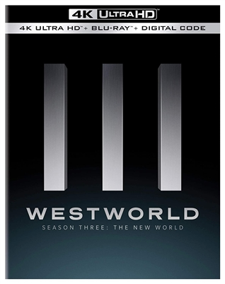 (Releases 2020/11/17) Westworld Season 3 Disc 2 4K UHD Blu-ray (Rental)