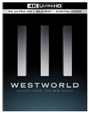Westworld Season 3 Disc 3 4K UHD Blu-ray (Rental)