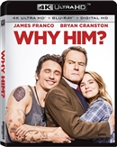 Why Him? 4K UHD Blu-ray (Rental)