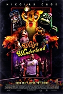 Willy's Wonderland 04/21 Blu-ray (Rental)