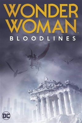 Wonder Woman: Bloodlines 08/19 Blu-ray (Rental)