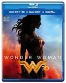 Wonder Woman 3D 08/17 Blu-ray (Rental)