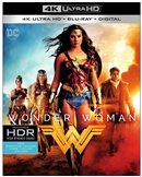 Wonder Woman 4K UHD Blu-ray (Rental)