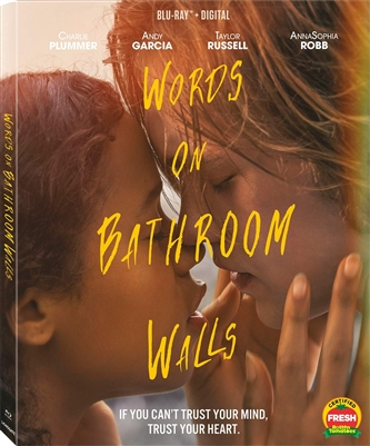 Words on Bathroom Walls 11/20 Blu-ray (Rental)
